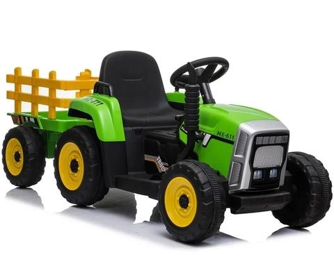 Трактор с прицепом TR 77