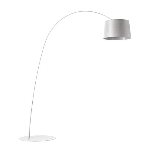 Напольный светильник копия Twiggy by Foscarini (белый)