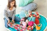 Коврик-мешок для игрушек Play&Go. Коллекция Classic. Бирюзовый