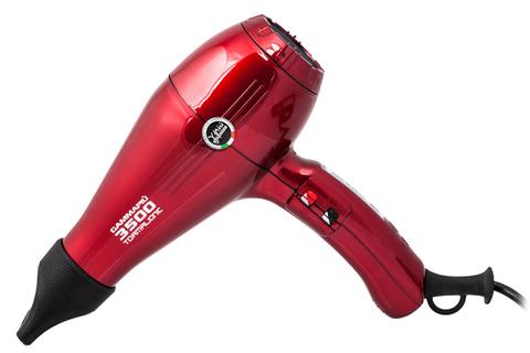 Фен Gamma Piu 3500 Tourmalionic, 2500 Вт, красный
