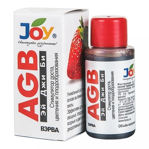 AGB стимулятор роста, Joy 50 мл
