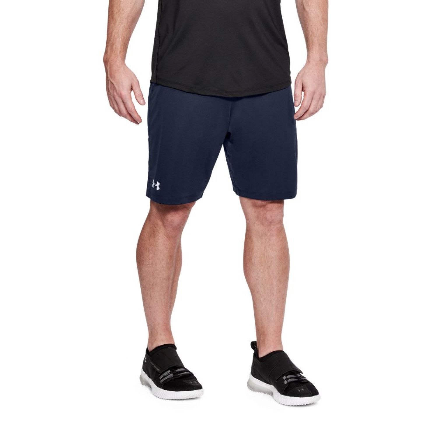 UA M's Team Raid Short 2.0-NVY (MD) 1305792-410