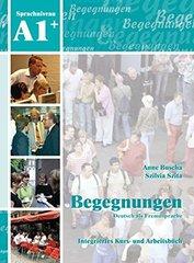 Begegnungen: Kurs- Und Arbeitsbuch A1+