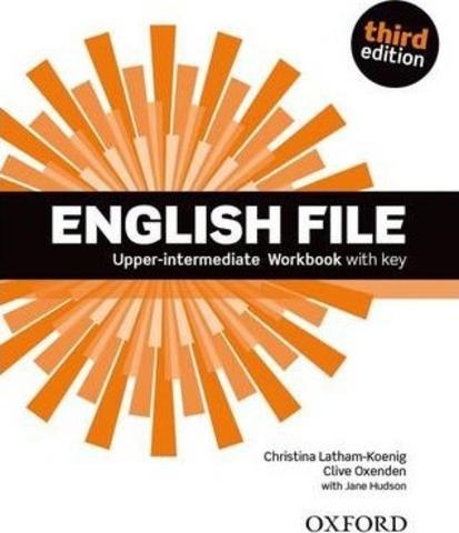 English File(3ed)Upper(SB+WB)+DVD