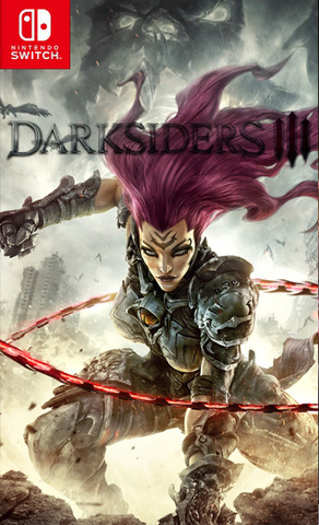 Darksiders III (Nintendo Switch, русская версия)