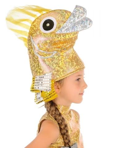 Костюм Золотой рыбки 2