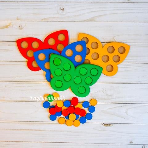 Мозаика Бабочки