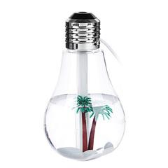 LEBEN Увлажнитель воздуха-лампочка, с подсветкой. 400мл