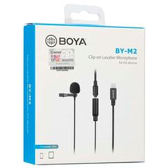 Микрофон Boya BY-M2