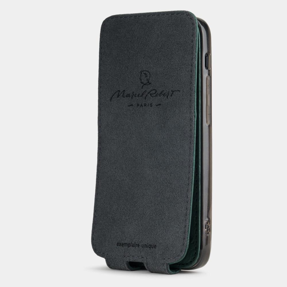 case iphone 12 mini - ostrich green