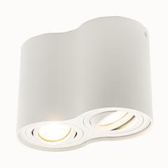 Накладной точечный светильник INL-7015D-01 White