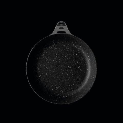 Сковорода 24см 1,7л Gem grey