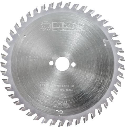 Пильный диск Dimar 91322013 D160x20x2,2 Z40