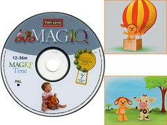 Диск DVD MAGIQ для щенка Tiny (1-3 лет)