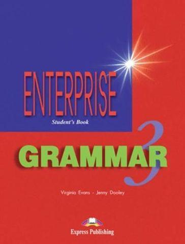 Enterprise 3. Grammar Book. Pre-Intermediate. Грамматический справочник