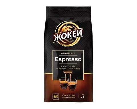 Кофе в зернах Жокей Espresso, 800 г