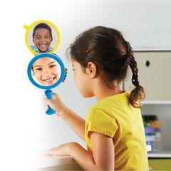 Игровой набор зеркало эмоций Моё настроение Learning Resources