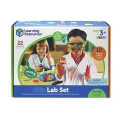 Моя первая лаборатория Юный исследователь Learning Resources упаковка