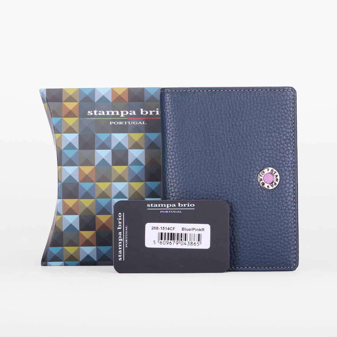 268 R - Обложка для паспорта с RFID защитой
