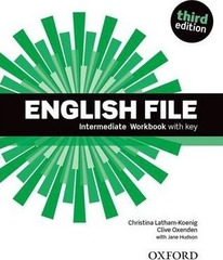 English File(3rd) Intermediate(SB+WB)+2DVD