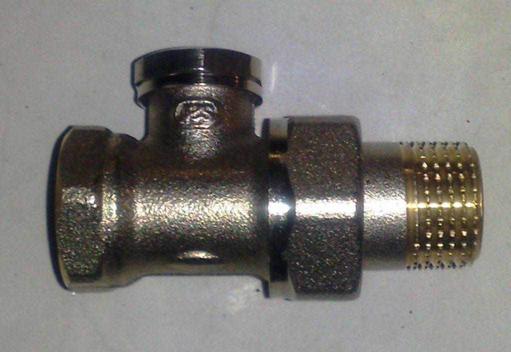 Кран регулировочный для радиатора COMAP