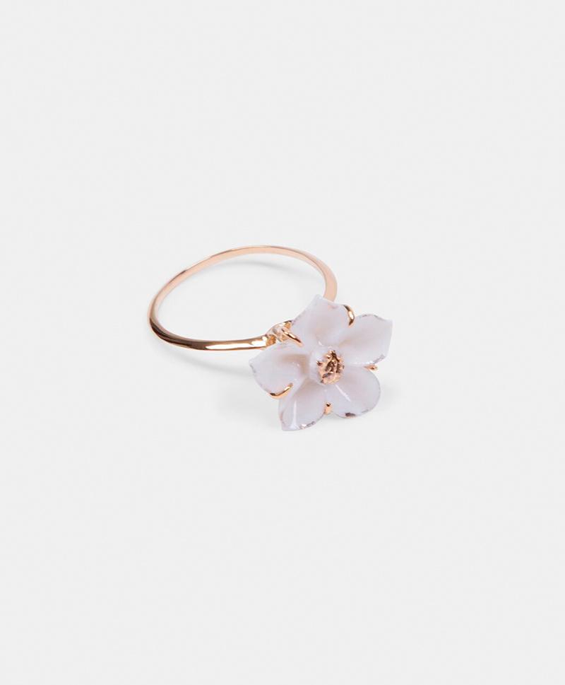 Кольцо Mini Petunia