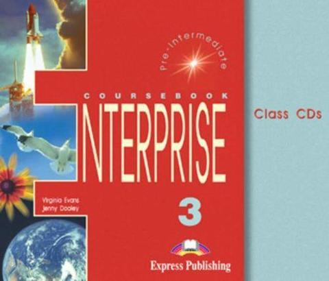 enterprise 3 class cds (set 3)