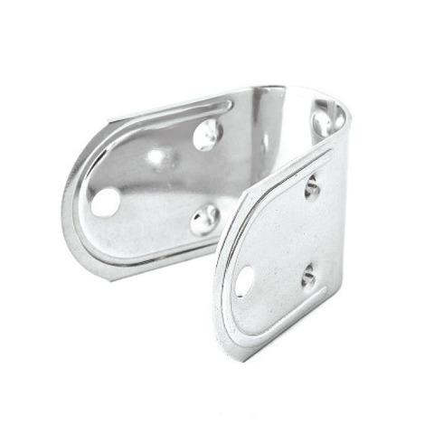 Кронштейн для трапа под трубу Ø25 мм, нерж. сталь 3371