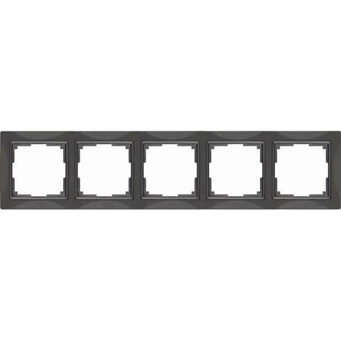 Werkel Рамка WL03-Frame-05 серо-коричневый basic