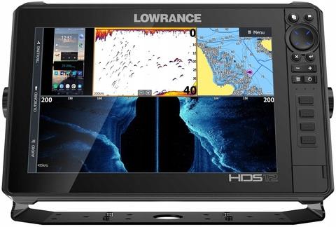 Эхолот-картплоттер Lowrance HDS-12 Live (без датчика)