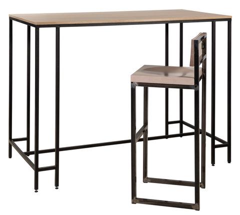 барный стол в стиле ЛОФТ
