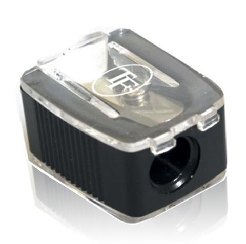 Triumph Точилка для косметических карандашей ОДИНАРНАЯ со стиком и контейнером TS02