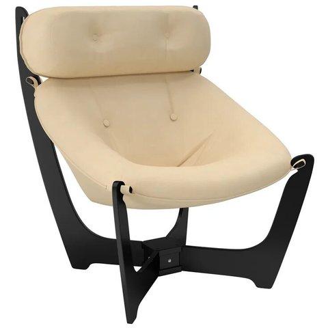 Кресло для отдыха Комфорт Модель 11 венге/Polaris Beige