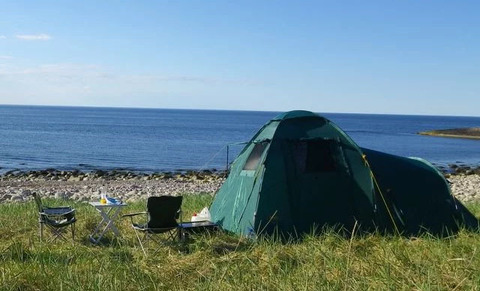 Палатка Canadian Camper HYPPO 4, цвет woodland