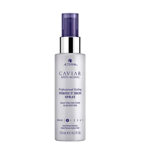 Alterna Профессиональный спрей для использования с утюгом для волос с экстрактом черной икры Caviar Anti-Aging Professional Styling Perfect Iron Spray