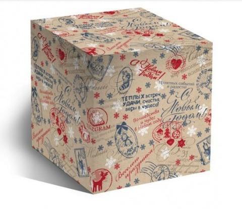 060-0148 Коробка квадратная