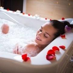 Ванна + пилинг - экспресс процедуры для тела. Beaubelle.