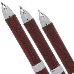 Многофункциональная ручка Pilot Legno (темно-красная)