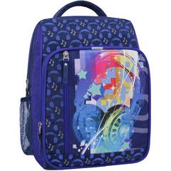 Рюкзак школьный Bagland Школьник 8 л. 225 синий 614 (00112702)
