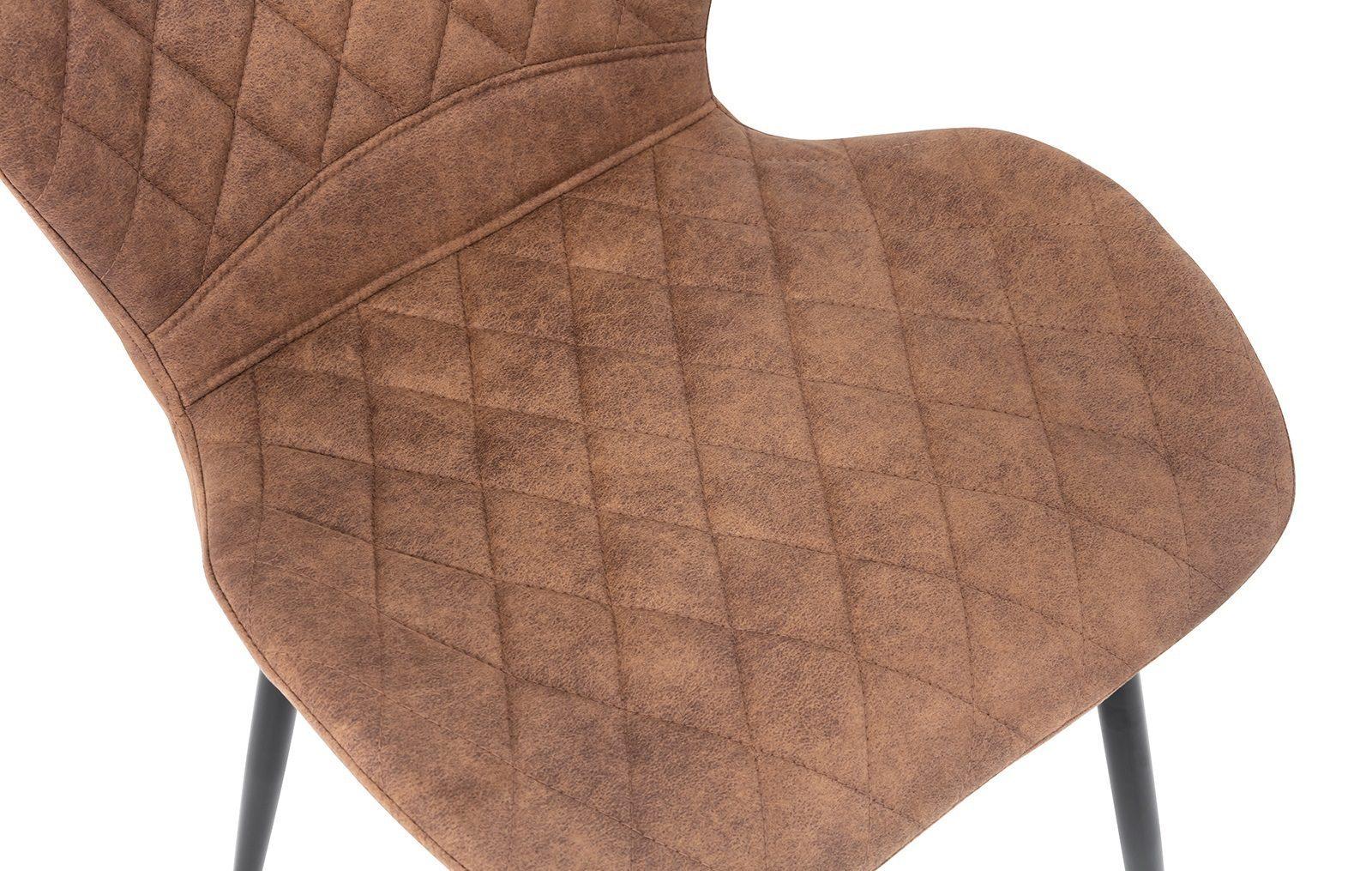 Стул LARA FSC114 коричневый