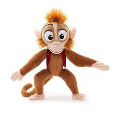 Аладдин игрушка мягкая обезьянка Абу в ассортименте