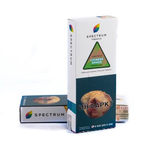 Табак Spectrum Chinese Grass 100 г (китайские травы)