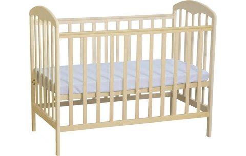 Кроватка детская Polini kids Simple 323 натуральный