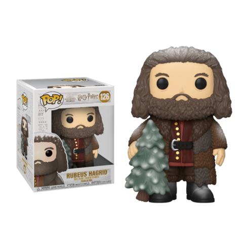 Rubeus Hagrid  (Harry Potter:Holiday) Funko Pop! Vinyl Figure || Рубеус Хагрид