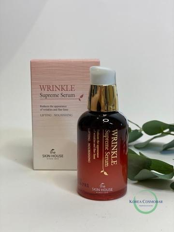 The Skin House Сыворотка против морщин с женьшенем - Wrinkle supreme serum, 50мл