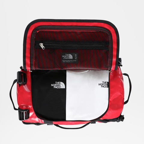 Картинка баул The North Face Base Camp Duffel Xs Red/Tn - 3