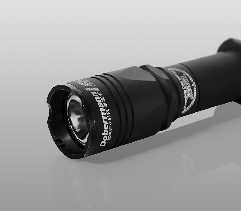 Тактический фонарь Armytek Dobermann Pro - фото 9