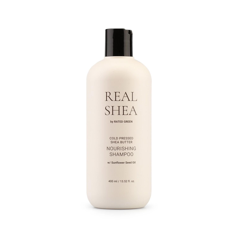 Шампунь питательный Rated Green Real Shea Nourishing Shampoo 400 мл