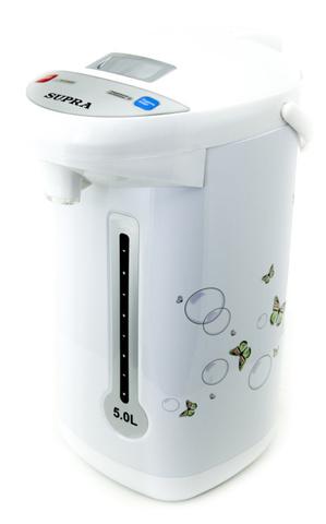 Термопот Supra TPS-5000 5л. 900Вт белый