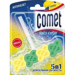 Блок для унитаза Comet 48г Лимон блистер